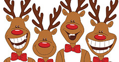 Which of Santa's Reindeer are you?