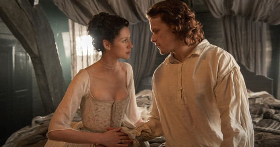 How big of an Outlander fan are you?