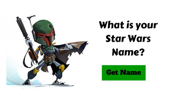 Star Wars Name Generator
