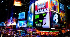 60 Broadway Shows