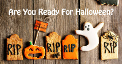 Are You Ready For Halloween Quiz