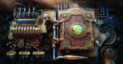 Top 50 Steampunk Books List