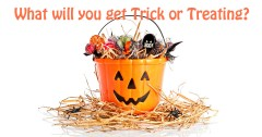 What will you get Trick or Treating