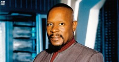 Benjamin Sisko from Deep Space Nine Trivia