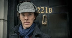 Sherlock the TV series Trivia