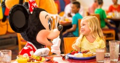 Walt Disney World Theme Park Dining Trivia