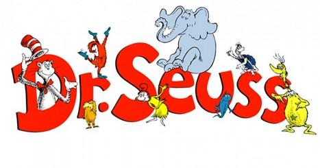 45 Dr Seuss Books List Challenge