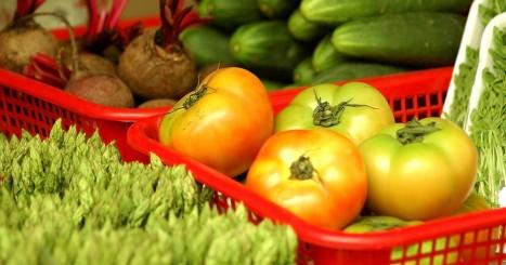 50 Vegetables List Challenge