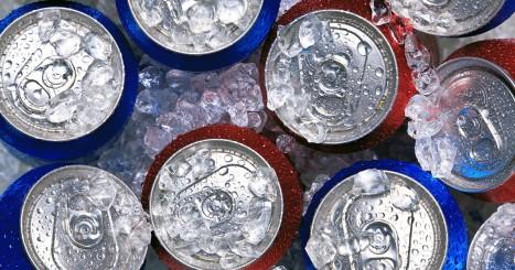 70 Soft Drinks List Challenge