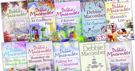 Debbie Macomber Books List Challenge