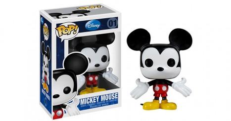Disney Funko Pop Vinyl List Challenge