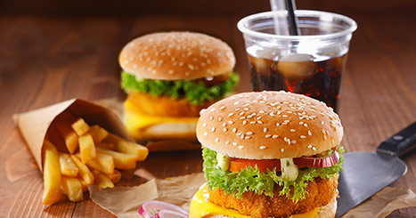 Fast Food Restaurants List Challenge