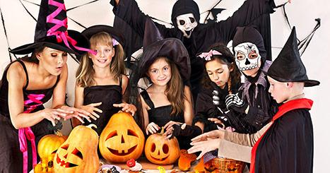 Halloween Costumes List Challenge