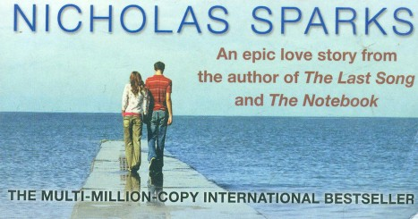 Nicholas Sparks Books List Challenge