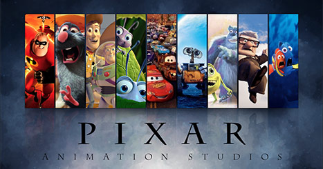 Pixar Movies List Challenge