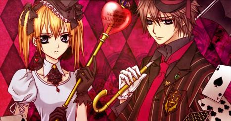 Vampire Anime List Challenge