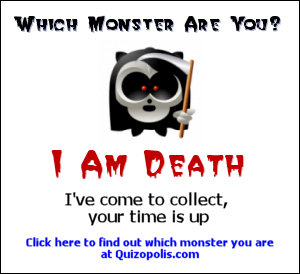 Which Monster Are You