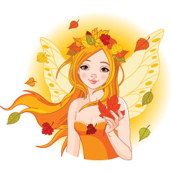 Autumn Fairy Name Generator