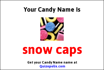 Candy Name Generator