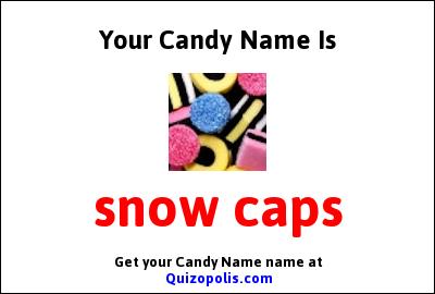 Candy Name Generator