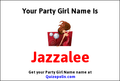 Party Girl Name Generator