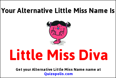 Alternative Little Miss Name Generator