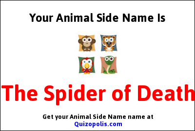 Animal Side Name Generator