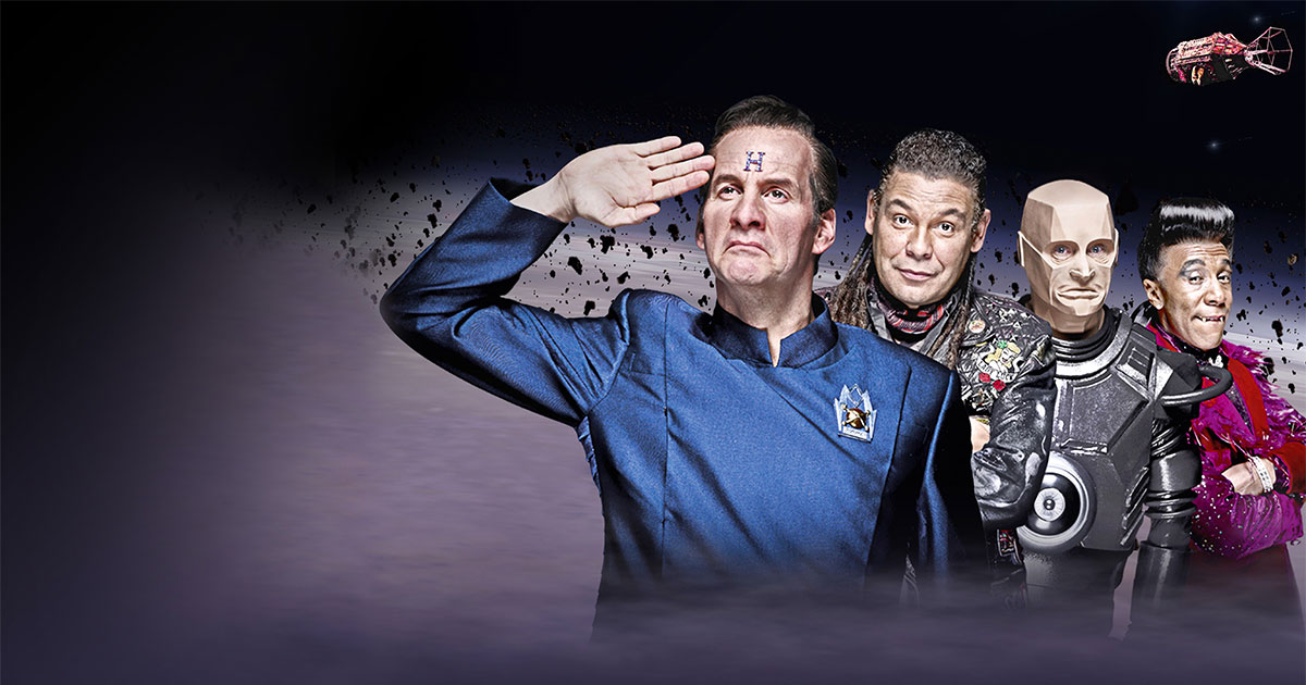 Red Dwarf Quotes Trivia
