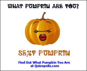 Which Pumpkin Are You